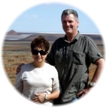 Photo of Graeme and Sandra
